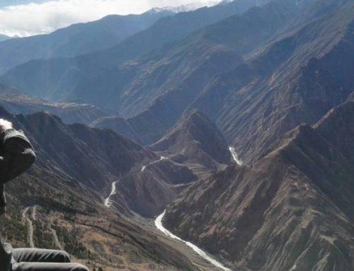 Erkundung des oberen Mekongtals bei Deqin