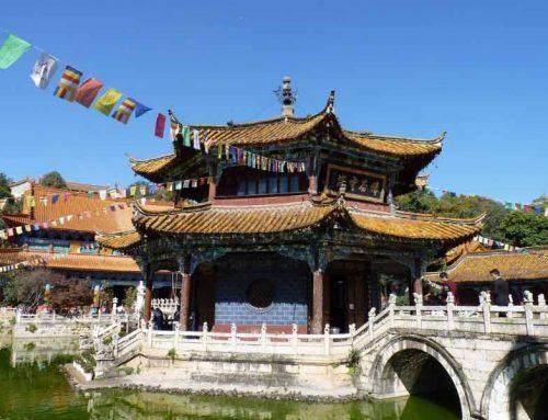 Kunming in Yunnan